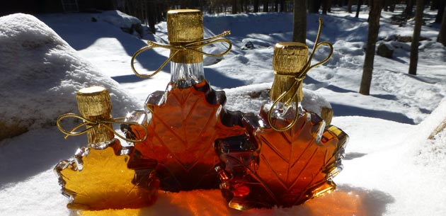 Maple Bottles