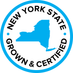 NYS Grown & Certified Seal